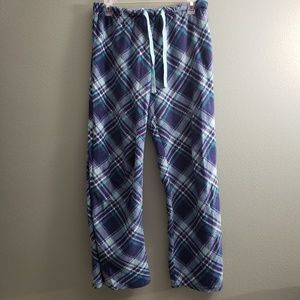 Fleece PJ pants